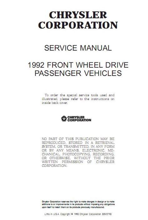 service repair manual free download 1993 chrysler imperial free book repair manuals chrysler imperial 1990 1993 service repair manual download manu