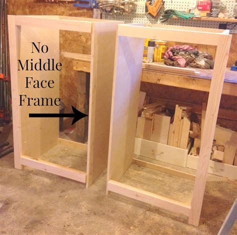 Attaching Frame To Cabinet Carcass by How To Build Floor To Ceiling Built Ins