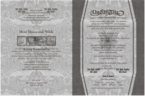 desain undangan pernikahan lipat 3 undangan pernikahan wikipedia bahasa indonesia tattoo