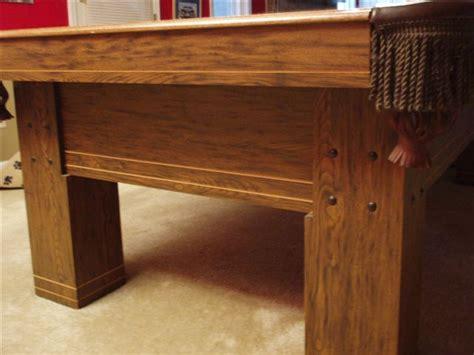 pool tables ky billiards forum help who built this custom table