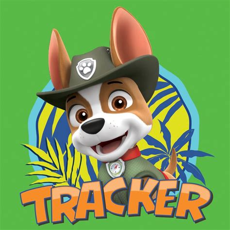 what of is tracker from paw patrol image tracker jpg paw patrol wiki fandom powered by wikia
