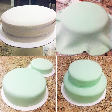 Fondant Cake by Fondant En Mi Casita
