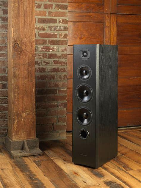 bryston model  floor standing speakers review