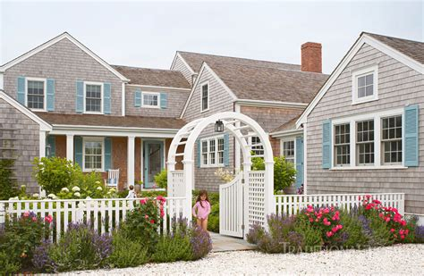 spacious family home on nantucket traditional home