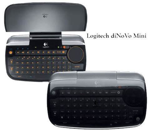 Keyboard Logitech Mini Logitech Dinovo Mini Palm Sized Keyboard Unleashed In