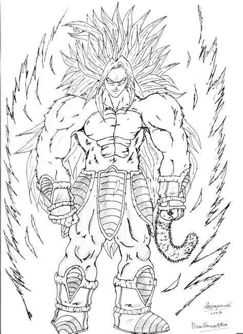 dragon ball z coloring pages of broly dbz broly coloring pages coloring coloring pages