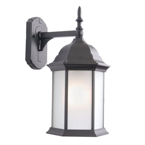 Craftsman Outdoor Light Shop Acclaim Lighting Craftsman 16 5 In H Textured White Outdoor Wall Light At Lowes