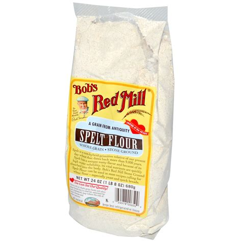 whole grains flour bob s mill spelt flour whole grain ground 24