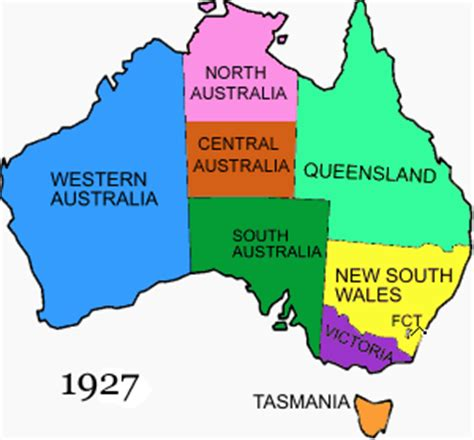 map of australia with states and territories territorial evolution of australia