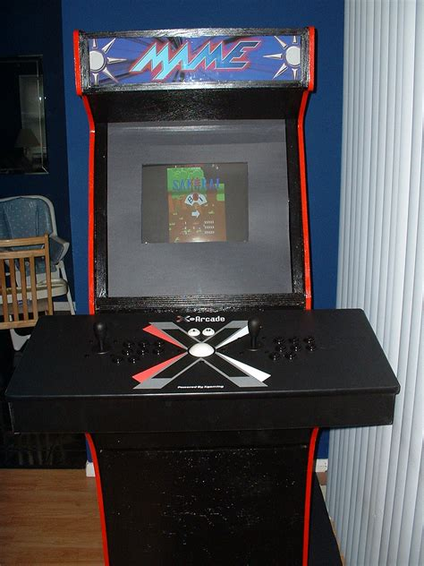 X Arcade Cabinet Plans pdf diy arcade cabinet plans xarcade barn storage