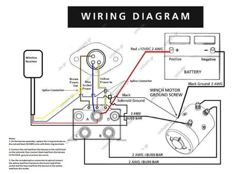 warn winch wiring diagram 62135 warn wiring diagram