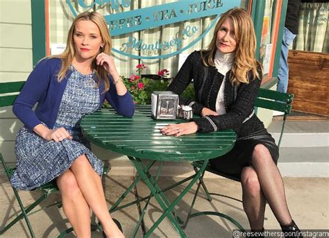 Reese Witherspoons New Look by Reese Witherspoon Shares Look At Big Lies