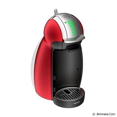 Mesin Coffee Nescafe jual nescafe dolce gusto krups genio 2 kp1605
