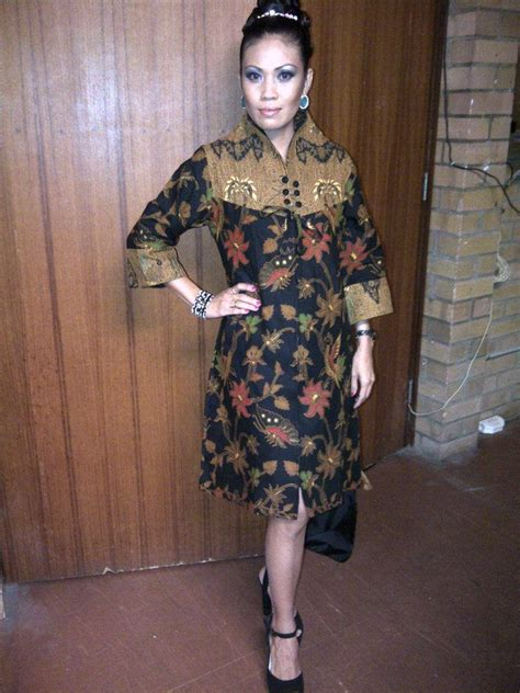 Dress Batik Mau 5 139 best images about blouse batik on