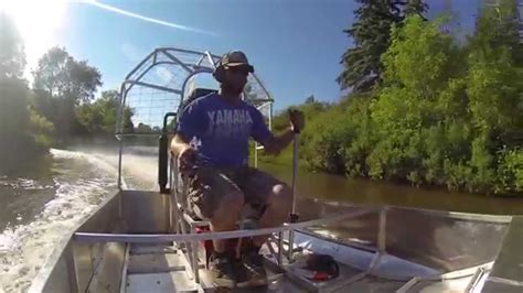 airboat canada mini airboats by andy wilson thunder bay on canada