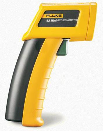 Thermometer Infrared Fluke fluke 62 mini infrared thermometer from pass quote rfq