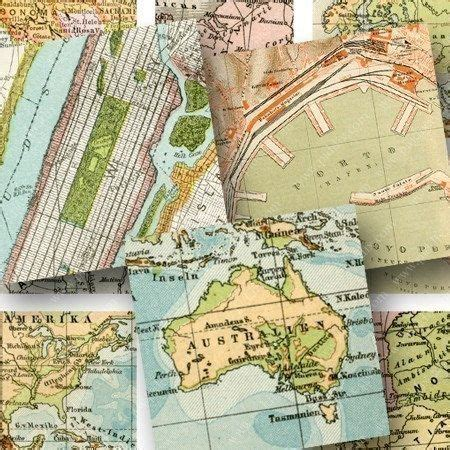 printable maps for crafts 15 best images about crafts using old maps on pinterest