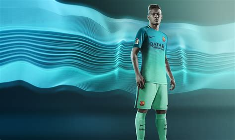 Barcelona Third nike s new third kit for barcelona is made entirely from