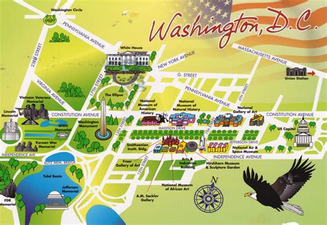 map of dc monuments 301 moved permanently