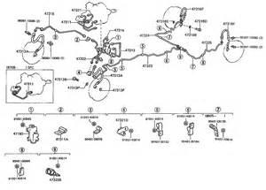 Rear Brake System Diagram 1997 Toyota Avalon Rear Suspension Diagram 1997 Get Free