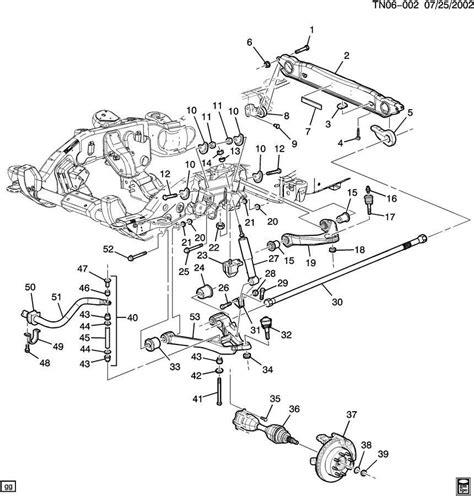 diagram of 2007 escalade h diagram free engine image for