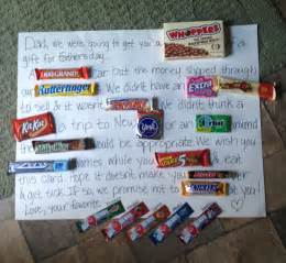 Make 50th birthday candy bar card just b cause
