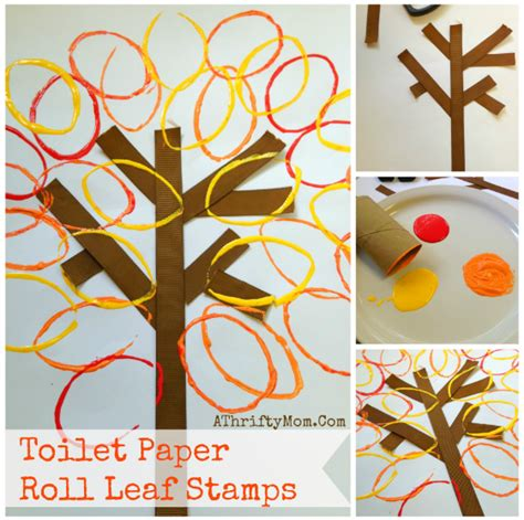 Toilet Paper Roll Crafts For Adults - 15 best photos of diy fall craft ideas scrapbook paper