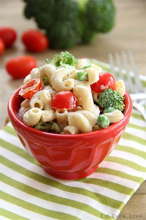 classic pasta salad classic macaroni salad eat drink love