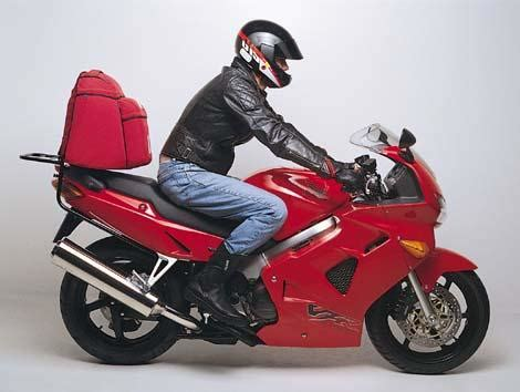 honda vfr800 luggage honda vfr 800 f1 w x y motorcycle luggage rack ventura mca