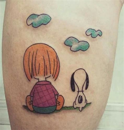 snoopy tattoos designs 137 best snoopy peanuts tattoos images on