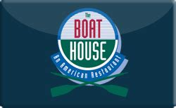 Boathouse Gift Card - buy the boat house restaurant gift cards raise