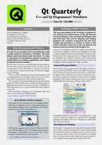 qt xquery tutorial qt quarterly