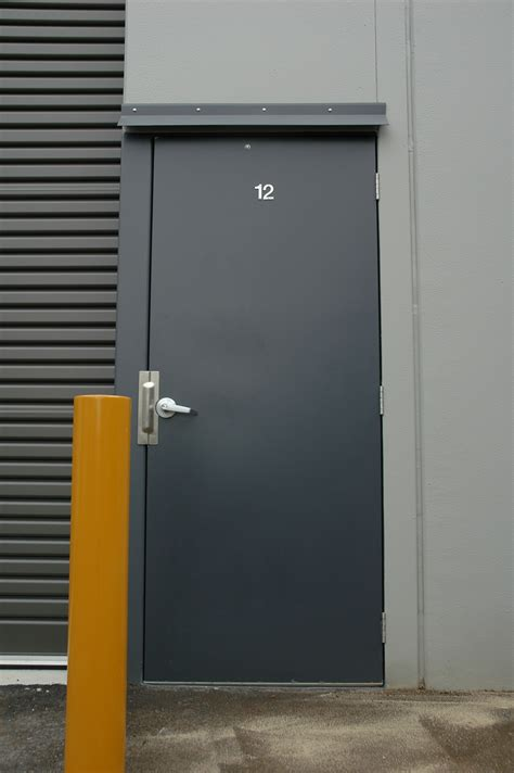 Steel Clad Exterior Doors Metal Clad Doors Concept Products