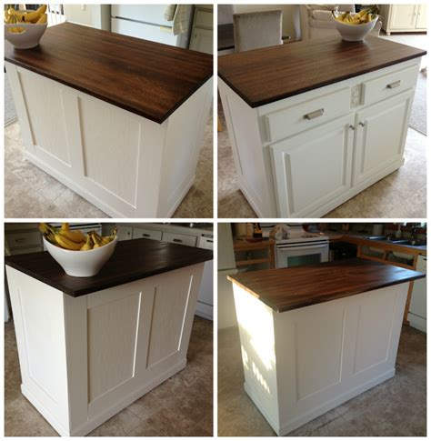 Kitchen Island Makeover Ideas Remodelaholic Budget Friendly Board And Batten Kitchen Island Makeover