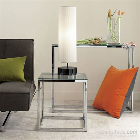 Glass Side Tables For A Modern Living Room 2015 Trends | glass side table will set modern living room 2015 trends