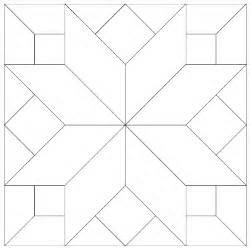 Square Templates For Quilting by Imaginesque Quilt Block 7 Pattern And Template