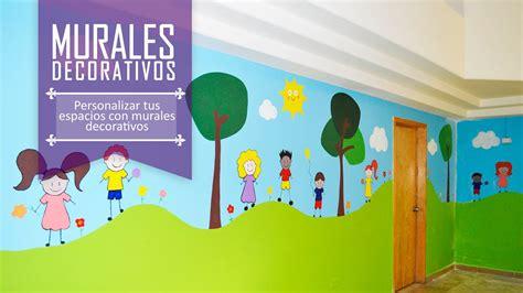 murales  albergue infantil youtube