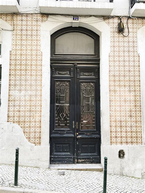Lisbon And Door by Door In Lisbon Portugal The Baguettenbergers
