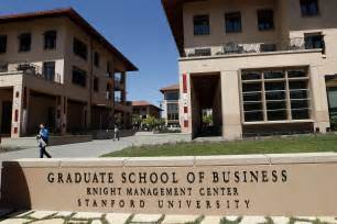 Stanford Business School Executive Mba nike co founder phil gives stanford its largest