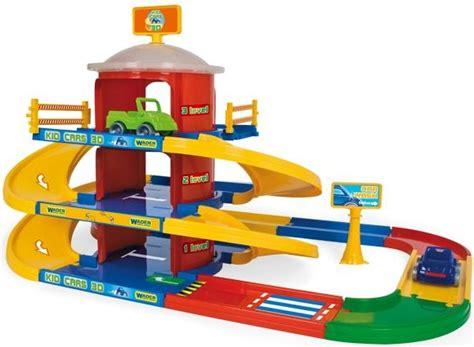 jouet wader garage parking piste 2 v 233 hicules kid cars 3d