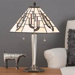 Solar Powered Security Lights Interiors 1900 Chicago Tiffany Art Deco Nickel Table Lamp