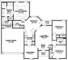 4 bedroom 2 bath floor plans