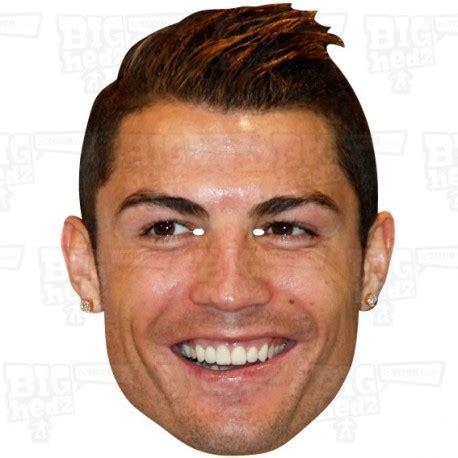 Real Mask cristiano ronaldo size mask madrid