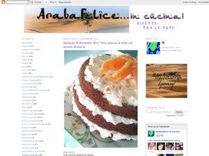 l araba felice in cucina viaggiare come l araba felice discorsivo gt di
