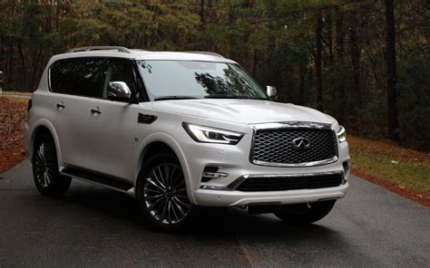 infiniti car qx80 2018 infiniti qx80 sweetening the deal the car guide