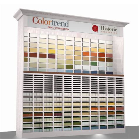 colour trend ibe ie retail design p o s display design