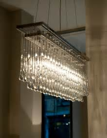 contemporary rectangular chandeliers ochre contemporary furniture lighting and accessory