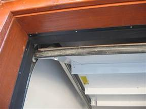 Garage Door Top And Side Seal by Garage Door Weatherstripping Does More Than Seal Dan S