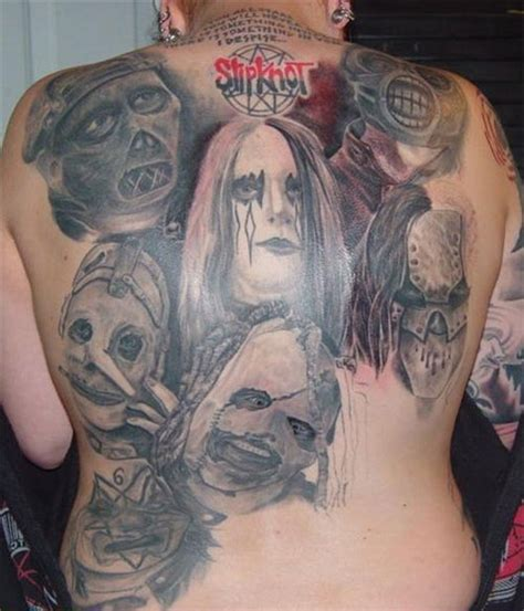 heavy metal tattoos cool tattoos designs