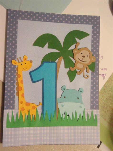 boy card ideas 25 best 1st birthday card ideas images on baby